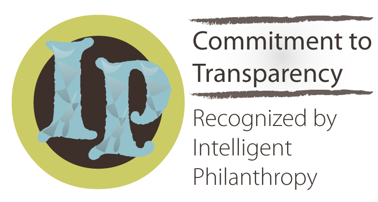 Commitment to Transparency - Recognized by Intelligent Philanthropy
